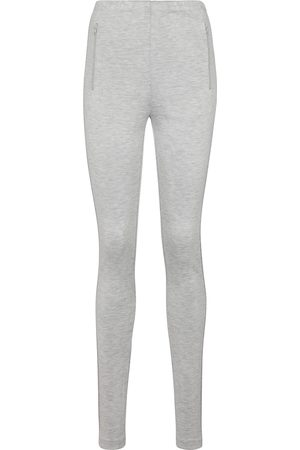 WARDROBE.NYC Mujer Pantalones de talle alto - Release 03 leggings de punto fino