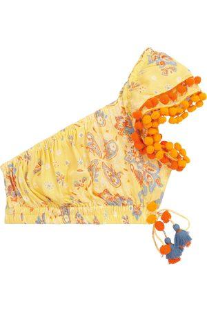 POUPETTE ST BARTH Niña Blusas - Exclusivo en Mytheresa – blusa Kaia floral