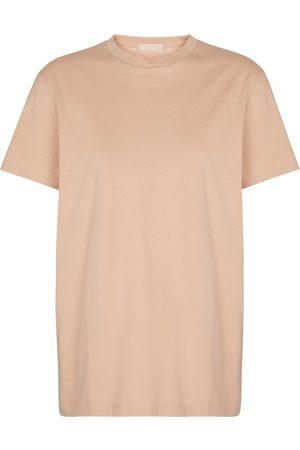 WARDROBE.NYC Release 05 camiseta de punto fino de algodón