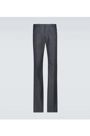 RAF SIMONS Hombre Pantalones acampanados - Pantalones ligeramente flared