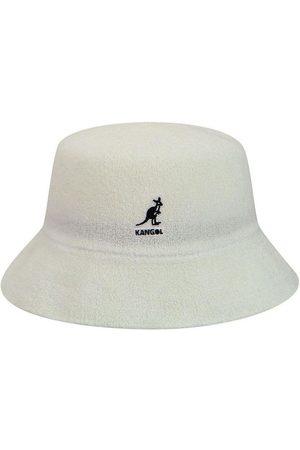 Kangol Sombrero K3050ST-White para mujer
