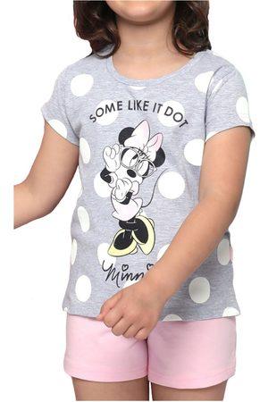 Admas Camiseta de pijama Minnie Dots Disney para mujer