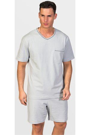 Zd - Zero Defects Pijama corto algodón Giza para hombre