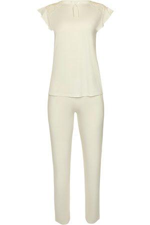 Lisca Pantalones de pijama manga corta pantalones interior Harvest para mujer