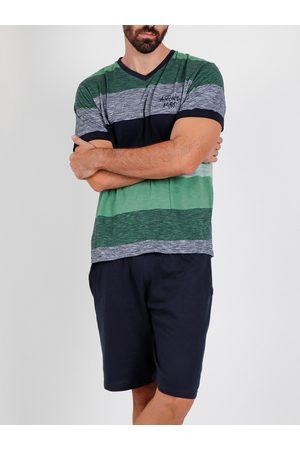 Admas For Men Camiseta corta del pijama Scratch Antonio Miró Admas para hombre