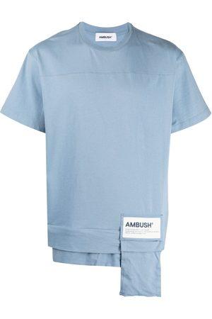 AMBUSH Camiseta con parche del logo