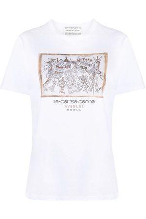 10 CORSO COMO Camiseta con estampado Seoul