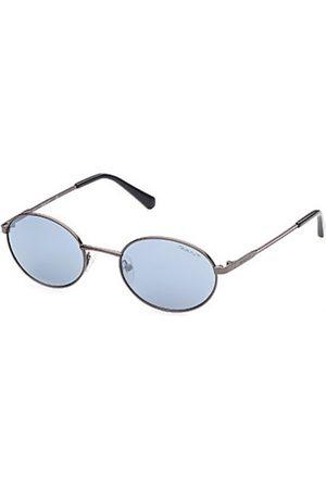 GANT Hombre Gafas de sol - GA7204 06V Shiny Dark Nickeltin