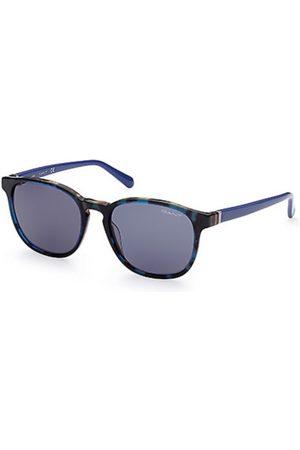 GANT Hombre Gafas de sol - GA7208 90V Shiny Blue