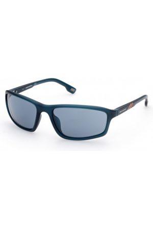 Skechers Hombre Gafas de sol - SE6130 91D Matte Blue