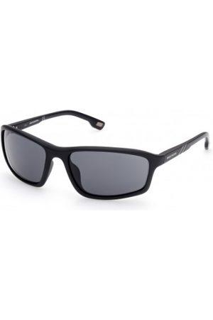 Skechers Hombre Gafas de sol - SE6130 02D Matte Black