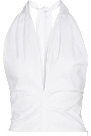 Staud Top Kai de algodón