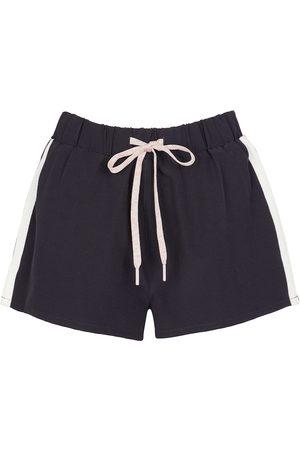 The Upside Mujer Pantalones cortos - Shorts Sargasso Efrem de punto fino