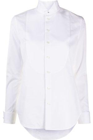 Ralph Lauren Mujer Camisas - Camisa ajustada con botones