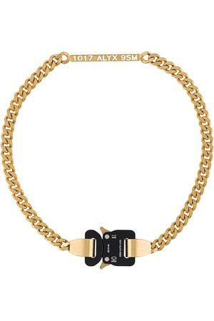 1017 ALYX 9SM Collar de cadena con hebilla