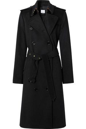 Burberry Mujer Abrigos largos - Abrigo con doble botonadura