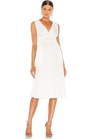REBECCA TAYLOR Vestido en color blanco talla 0/XS en - White. Talla 0/XS (también en 2/S, 4/M, 6/L).