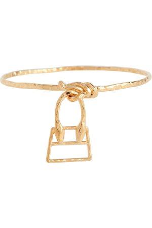Jacquemus Pulsera Le bracelet Chiquita adornada