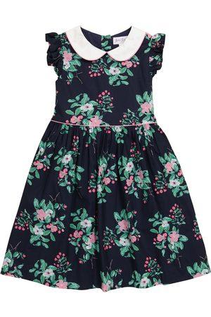 Rachel Riley Niña Vestidos - Vestido de algodón floral