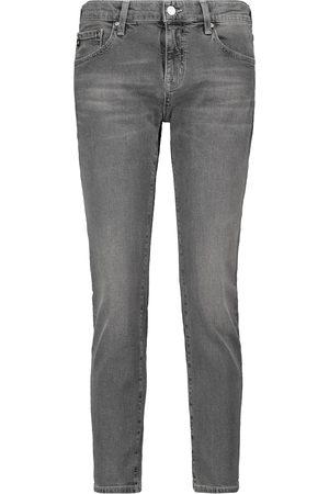 AG Jeans Jeans Ex-boyfriend de tiro medio