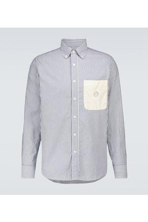 CRAIG GREEN Camisa Uniform de algodón a rayas