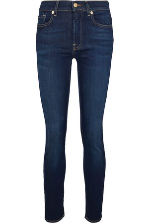 7 for all Mankind Jeans ajustados Roxanne