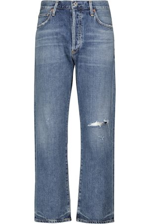 Citizens of Humanity Jeans rectos Emery cropped