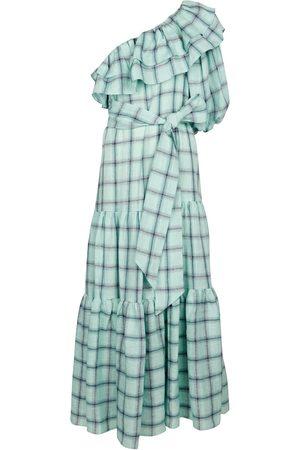 Lisa Marie Fernandez Vestido largo Arden de lino