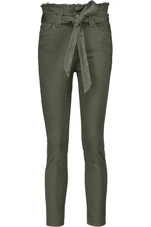 7 for all Mankind Jeans skinny de tiro alto