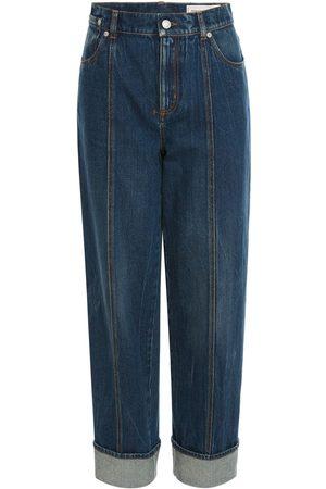 Alexander McQueen | Mujer Jeans De Denim De Algodón 26
