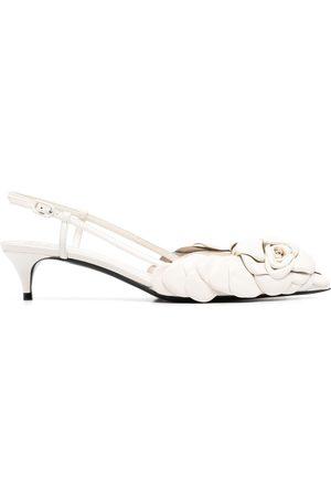 VALENTINO GARAVANI Zapatos de tacón con apliques