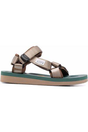 SUICOKE Touch-strap open-toe sandals