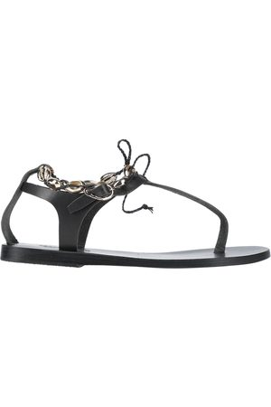 Ancient Greek Sandals Mujer Sandalias - Sandalias de dedo