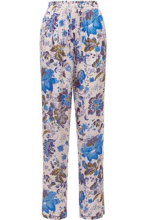 Isabel Marant Mujer Pantalones y Leggings - | Mujer Pantalones De Viscosa Estampados /multi 34