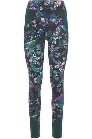 Isabel Marant Mujer Pantalones y Leggings - | Mujer Leggings De Jersey Elástico Reciclado /multi Xs
