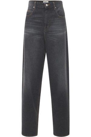 Isabel Marant Mujer Baggy & boyfriend - | Mujer Jeans Boyfriend De Cintura Alta 34