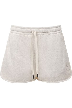 Isabel Marant | Mujer Shorts De Algodón Jersey 34