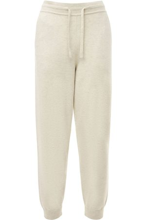 Isabel Marant Mujer Pantalones y Leggings - | Mujer Pantalones Deportivos De Punto De Algodón 34