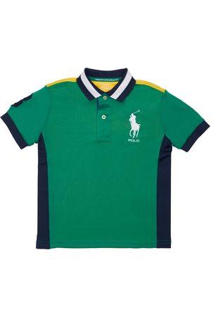 Ralph Lauren Niño Polos - | Niño Camiseta Polo De Piqué Con Logo Bordado S