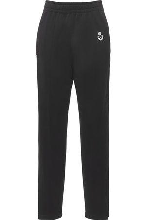 Isabel Marant | Mujer Pantalones Rectos De Cintura Alta 34