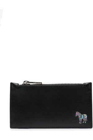 Paul Smith Hombre Carteras y monederos - Cartera con parche del logo