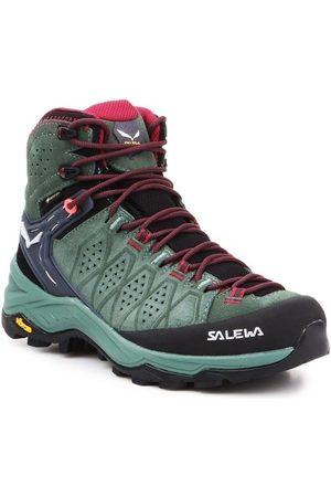 Salewa Zapatillas de senderismo WS Alp Trainer 2 Mid Gtx para mujer