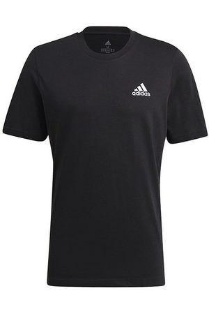 adidas Camiseta Essentials Embroidered Small Logo Tee para hombre