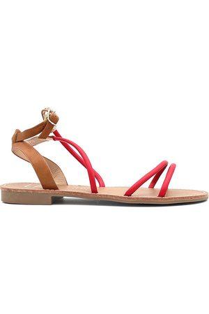 LES PETITES BOMBES Sandalias sandales Eden rouge para mujer