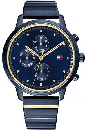 Tommy Hilfiger Reloj analógico 1781893, Quartz, 38mm, 3ATM para mujer