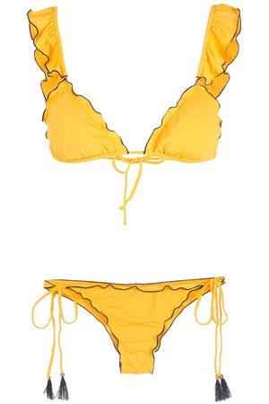 Brigitte Mujer Bikinis - Bikini con detalle de borla