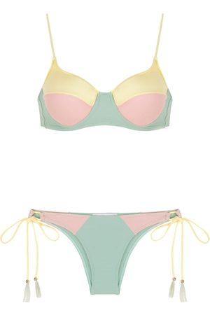 Brigitte Bikini tricolor