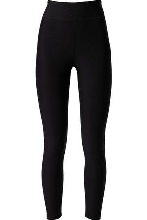 The Upside Pantalones midi con logo estampado
