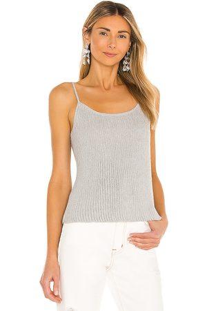 Line Camiseta tirantes rupert en color plateado metálico talla L en - Metallic Silver. Talla L (tambié
