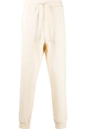 Nanushka Pantalones de chándal con logo bordado